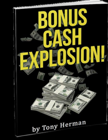 Bonus Cash Explosion!