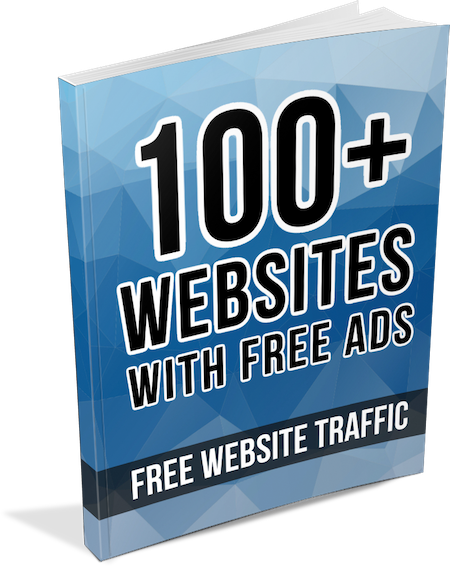 100+ Websites With Free Ads