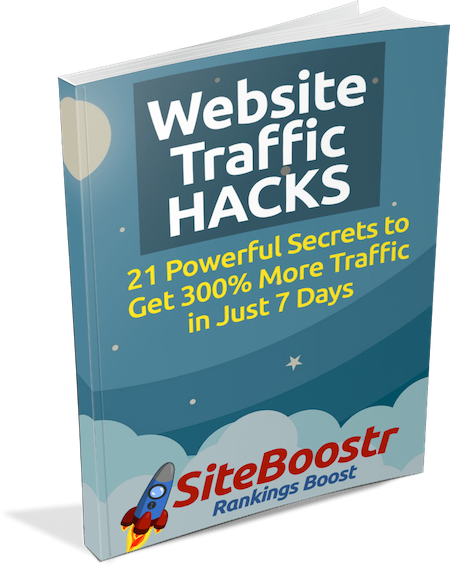 Website Traffic Hacks