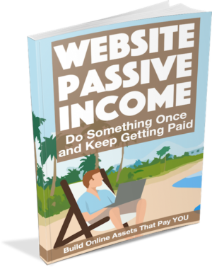 Website Passive Income